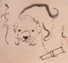 仙厓さん の画像|江戸時代のカワイイ絵