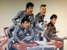 Doody, Putzie, Kenickie and Sonny