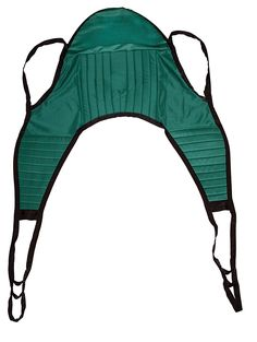With four sling points and a padded head support, this Extra Large Patient Lift U-Sling with Head Support by Drive Medical is a valuable accessory to a floor li Outdoor Outfit, Outdoor Gear, Hammock Tent, Hammocks, Camping Furniture, Mobility Aids, Equipment For Sale, Camping Equipment, Medical Equipment