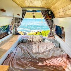 Motorhome Interior, Van Interior, Camper Van Life, Cute Vans, Kombi Home, Van Home, Bus Life, Van Living, Campervan