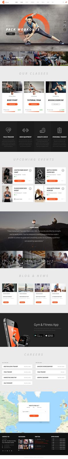 Aslan is Premium Responsive Retina #WordPress Theme. WooCommerce. If you like this #Fitness Theme visit our handpicked list of best #Sports Themes at: http://www.responsivemiracle.com/best-wordpress-sports-theme/