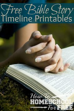 Add these fabulous FREE Bible Printables to your kid's studies! via @survivingstores