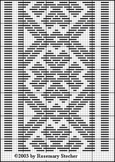 Chart for pattern darning Hardanger Embroidery, Ribbon Embroidery, Embroidery Stitches, Embroidery Patterns, Stitch Patterns, Broderie Bargello, Swedish Weaving, Japanese Embroidery, Plastic Canvas Crafts