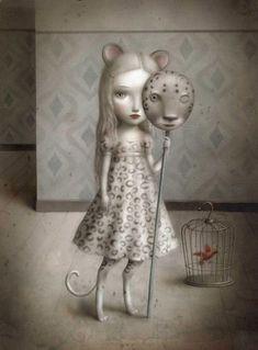 ILLUSTRATION : Nicoletta Ceccoli