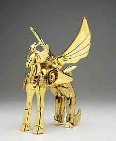 Armadura de Pegaso, versión 2, Power of Gold