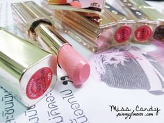 L'Oreal Miss Candy : Miss Mashmellow by http://www.pinnyforever.com