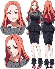 Itori Tokyo Ghoul Character Model Sheet, Character Modeling, Character Art, Character Design, Tokyo Ghoul Itori, Dark Fantasy, Death Parade, Sad Anime Girl, Mystery