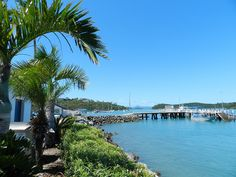 Shute Harbour in Airlie Beach, Queensland