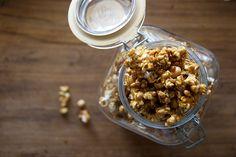 More goodness from Globetrotter Diaires. Caramel Popcorn
