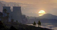 Assassin's Creed Origins Horus Temple