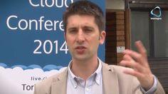 Gabriele Mittica alla Cloud Conf 2014