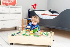 Plum Roar-a-saur wooden play table - Miscellaneous - Playground - Sports and Games - Athleteshop.com
