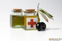 Aceite de oliva como elemento beneficioso para la salud