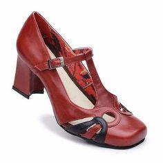 2d7130cf80 Sapato Boneca Estilo Retro Nr.33 (forma Grande)