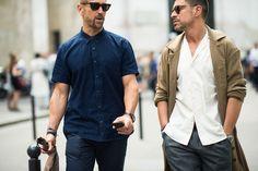 mens spring fashion 2015 | Men's Fashion Week Spring 2015 Street Style - Paris Men's Fashion ...