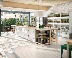 Stampe Cucina Ikea : Cucina country cucina ikea kitchen via verdi