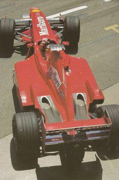 Michael Schumacher (1998) by F1-history on DeviantArt