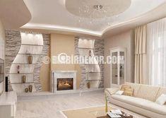 Salon Duvar Niş Modelleri 2015