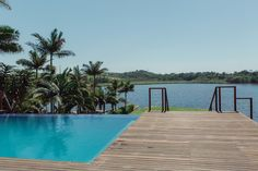 If you like a little style mixed in with your sea and sand on a beach holiday, Zinkwazi Laguna is for you. Laidback luxe at its best. Kwazulu Natal, North Coast, Rental Property, Pools, South Africa, Vacation, Beach, Outdoor Decor, Holiday