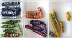 CAROLYN SAXBY MIXED MEDIA TEXTILE ART: Tutorial - Making Beads from Tyvek (Part 1)