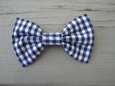 Patriotic Gingham Baby Bow Tie...Toddler Bow Tie on Etsy, $8.00
