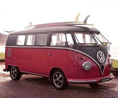 VW surf bus
