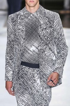 Perry Ellis S/S 16 Menswear (New York)