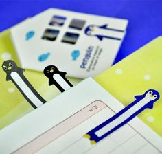 Book Tabs - Animal House Mini Tab Set | CoolPencilCase.com
