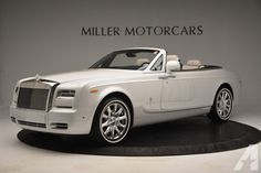 """2015 Rolls-Royce Phantom Drophead Coupe USA-1"""""""" for Sale in Greenwich, Connecticut Classified 