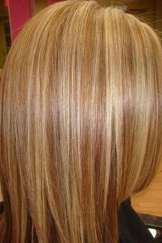 Blonde hair with red lowlights. - Looking for Hair Extensions to refresh your hair look instantly? focus on offering premium quality remy clip in hair. Sandy Blonde Hair, Red Hair With Blonde Highlights, Blonde Color, Blonde Hair With Copper Lowlights, Golden Highlights, Light Highlights, Ash Blonde, Red Hair Extensions, Strawberry Blonde Hair