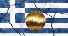 Si Grecia adoptara Bitcoin como moneda oficial: ventajas e inconvenientes