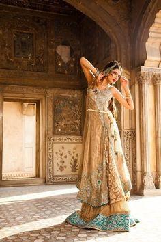 Colors. Pattern.    Pakistani Fashion Archive
