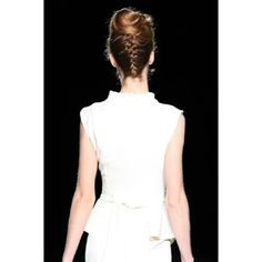 Love this braid up do