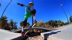 10 YEAR OLD GIRL LEARNS TO SKATEBOARD   EP 1 GAP OLLIE:… #Skatevideos #girl #Learns #ollie #skateboard
