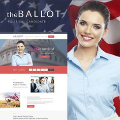 #Political #Candidate #WordPress #Theme.Want to promote your candidacy on the web? Have a close look at SEO-friendly and fully responsive Political Candidate WP Theme with smooth navigation, eye-pleasing look and powerful feel. Boasting with clean layouts, thought-through pages, neat backgrounds and low-key tones, it will provide for a professional image of your political activity online. An integrated events calendar will help visitors to be updated on all of your upcoming activities. Using…