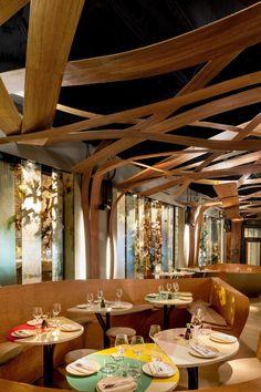 Ikibana Restaurant Lounge / El Equipo Creativo | AA13 – blog – Inspiration – Design – Architecture – Photographie – Art