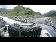 Land rover Defender Offroad drive Georgia, Armenia and Karabakh 2011
