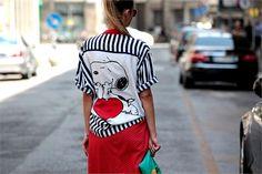 Milan Fashion Week - June 2013 - Street Style