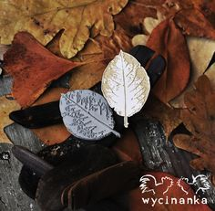 Autumn leaves - rubber stamp and engraved cardboard. Autumn Leaves, Crafting, Stamp, Products, Fall Leaves, Stamps, Autumn Leaf Color, Crafts To Make, Crafts