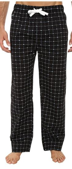 214fc9b75a Lacoste Baseline Croc Pants (Black) Men's Pajama - Lacoste, Baseline Croc  Pants,