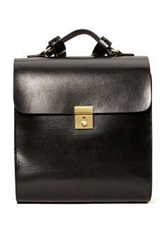 Kelsi Dagger Assembly Leather Backpack - Bags + Backpacks