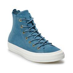 4e8f5281a71e Women s Converse Chuck Taylor All Star Suede High Top Shoes