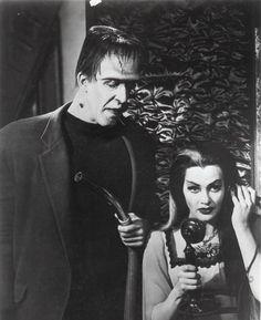 Yvonne De Carlo & Fred Gwynne every afternoon after school ....followed by Star Trek