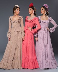 Abaya Fashion, Ethnic Fashion, Boho Fashion, The Dress, Dress Skirt, Flamenco Costume, Evening Dresses, Summer Dresses, Edwardian Dress