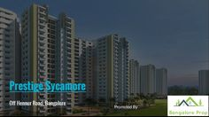 http://www.prestige-sycamore.in/Prestige Sycamore is an extravagant gated housing community ventured by Prestige Construction house. This establishment encompasses 2 and 3 BHK Premium residential apartments fashioned to suite the urban living. This campus is situated in pollution-free surrounds off Hosur Road, Bangalore.