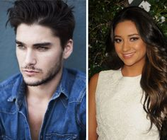 Elias & Laia in An Ember in the Ashes (Charlie Matthews & Shay Mitchell)
