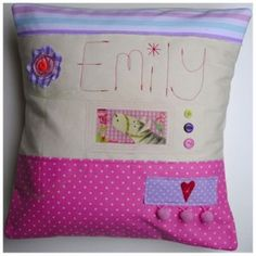 Personalised Cushion – Limited Edition