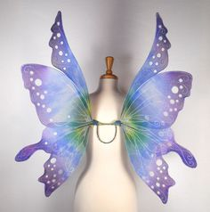 Fairy wings Ideal for Halloween costume fairy por OnGossamerWings