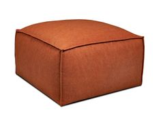 Collins Ottoman* - American Leather