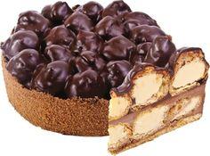 Многие сладкоежки сходятся во мнение, что трудно представить себе более вкусное блюда, чем торт из профитролей. Впервые они появились во Франции и в очень